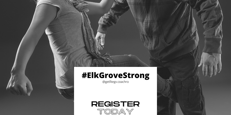 #ElkGroveStrong with StandStrong.org [Outdoor Event]