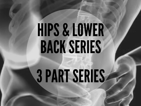 Hips & Lower Back Pain
