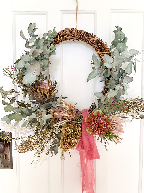 The Native Christmas Wreath
