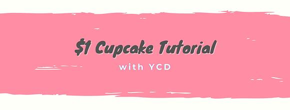 $1 Cupcake Tutorial