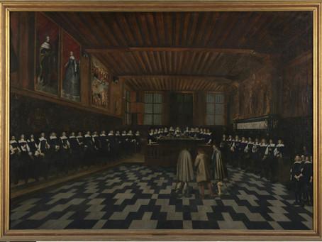 18de-eeuwse schepenbanken en hun rechterlijke macht