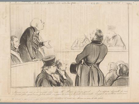 De correctionele rechtbank in historisch perspectief