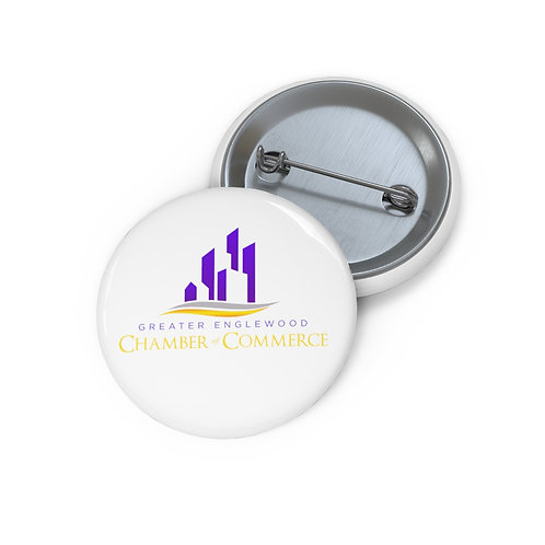 Greater Englewood Chamber of Commerce Button