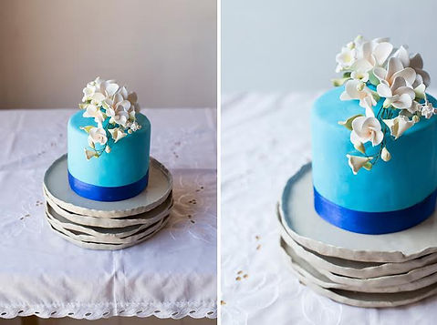קרמיקה,יפעת פרי דפנא,עוגות מעוצבות,מתנות מקוריות,סטנדים לעוגות