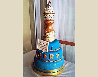 עוגות מיוחדות,קישוטים מבצק סוכר,אבקות אכילות,פרחים מבצק סוכר,עוגת אוליגרך