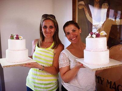 סדנת עיצוב עוגות,סדנת בצק סוכר,עוגות מעוצבות,סדנת קומות ופרחים