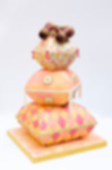 זילופים,תערוכה במשכן,עוגות מעוצבות,יפעת פרי דפנא,סדנת בצק סוכר,סדנת זילוף,סדנת