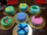 סדנת עוגות מעוצבות,סדנת בצק סוכר