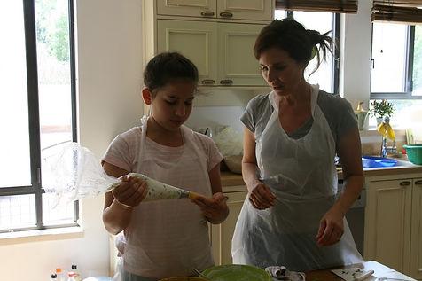 סדנת בישול ואפיה לנוער,חוג בישול ואפיה
