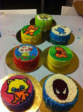 ,יפעת פרי דפנא,סדנת זילוף,סדנת זילופים,סדנת עוגות מעוצבות,עוגות מעוצבות,צנטרים