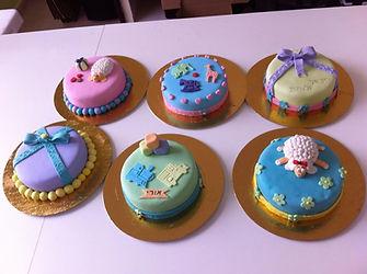 סדנת עיצוב עוגות,סדנת עוגות מעוצבות,סדנת בצק סוכר