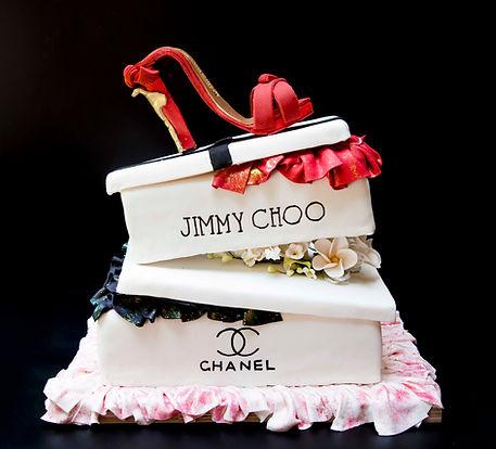 עוגות מעוצבות,יפעת פרי דפנא,תערוכת עוגות,עוגות אופנה