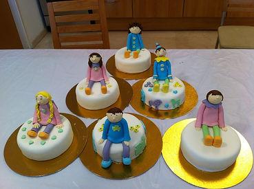 סדנת עיצוב עוגות,סדנת בצק סוכר, עוגות מעוצבות