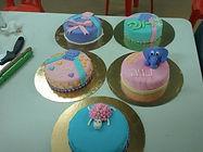 סדנת עיצוב עוגות,סדנת עוגות מעוצבות,סדנת בצק ססוכר