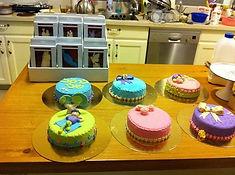 סדנת עיצוב עוגות,סדנת בצק סוכר