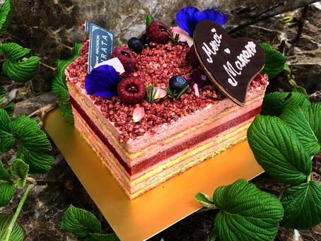 母の日限定ケーキ