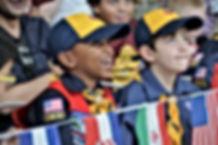 Cub Scouts in Doha Qatar, Pinewood Derby