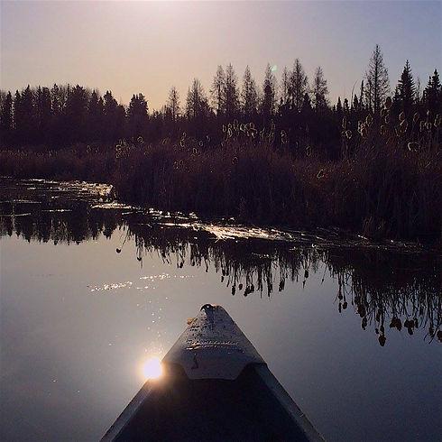 sun tipped canoe.jpg