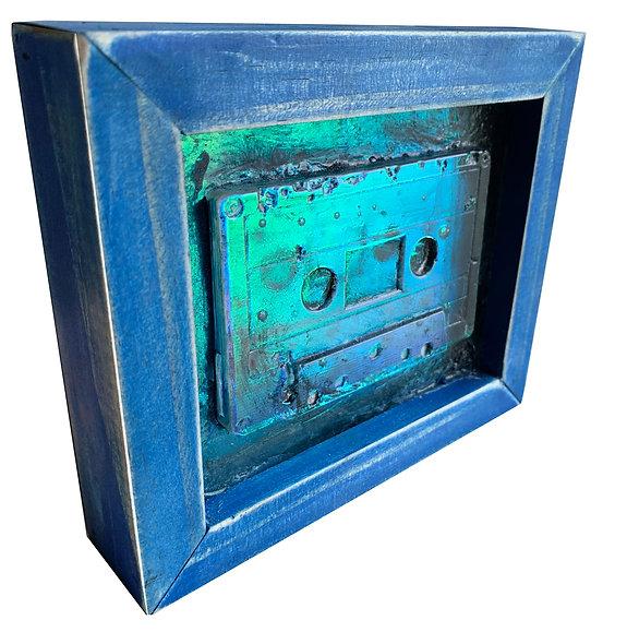 Blue Frame Tape