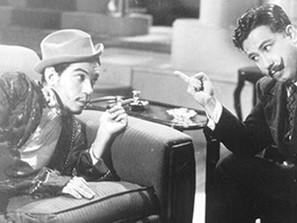Cantinflas y el cine, en Cámara y acción
