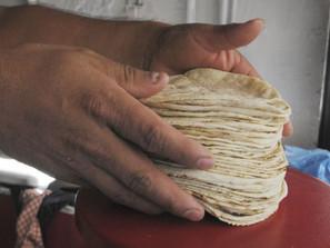 Aumentará al menos $1.00 Peso el precio de la tortilla en diciembre.