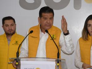 Frente al COVID-19, el Gobierno de Michoacán responde con responsabilidad a la ciudadanía: PRD