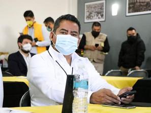 Se avala en comisión iniciativa de Ángel Custodio para turnar al Congreso de la Unión