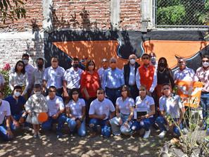 Avanza MC en Sahuayo con inauguración de su Casa Ciudadana