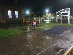 Revisa SEE daños en escuela primaria de Morelia por inundación en sus instalaciones