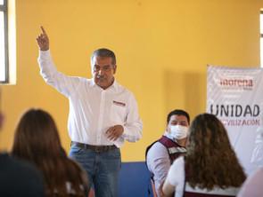 Casi un 80% demanda cambio de gobierno en Michoacán: Raúl Morón