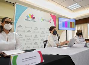 Aplicarán 1.3 millones de vacunas contra influenza en Michoacán