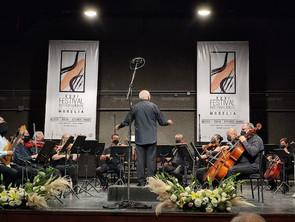 Palacio Municipal, sede de dos conciertos del FIGM