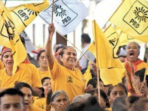 Las mujeres fundadoras del PRD, son partícipes de esta lucha democrática