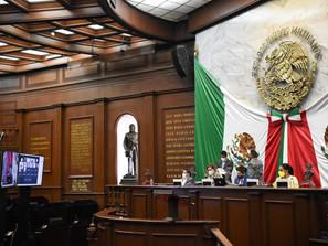 Aprueban reestructuración de diversas Comisiones de Dictamen en el Congreso del Estado