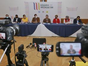 TEPJF corrige al TEEM y le da al Equipo por Michoacán mayoría en el Congreso Local.