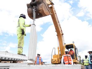 Supervisa SCOP construcción de distribuidor vial Mil Cumbres