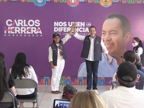 """Se suma """"Cocoa"""" al Equipo por Michoacán y fortalece a Carlos Herrera rumbo al Gobierno del Estado"""