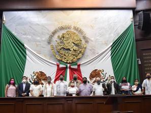 Presenta Arturo Hernández Ley Indígena Integral para Michoacán