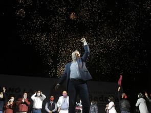 Con el 75.2918% de las Actas Capturadas Alfredo Ramírez Bedolla es virtual Gobernador de Michoacán
