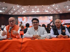 El Consejo de Movimiento Ciudadano Michoacán eligió a Antonio Carreño como nuevo Coordinador Estatal
