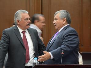 Muere de COVID Ángel Cedillo Hernández Diputado federal y local del PRD