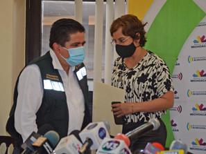 Hoy continuará la espera de vacunas contra COVID-19 para Morelia