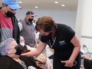 Supervisa SSM inicio de vacunación contra COVID-19 en La Piedad