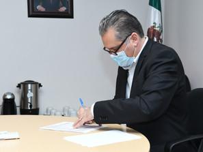 Asume Ricardo Bernal titularidad de Sedeco