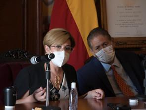 Gobierno de Morelia ordenará más contratación y procesos de obra pública