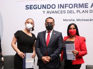 Arroja Fiscalía General resultados ya palpables para la ciudadanía: Miriam Tinoco