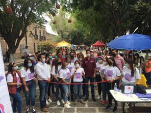 Apoyo total a mujeres Iván Pérez Negrón