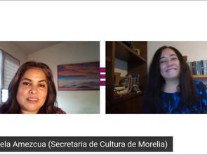 Morelia reunió por primera vez, visiones de Latinoamérica en torno a la cultura