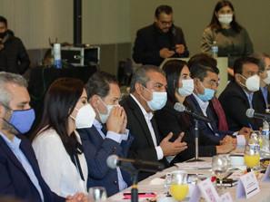 Presenta Raúl Morón Plan para la Reactivación Económica e Instrumentos para atracción de inversión