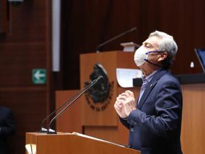 ANTICONSTITUCIONAL, LLAMADO DE GOBERNADORES A DEJAR PACTO FEDERAL: CRISTÓBAL ARIAS